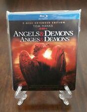 Angels & Demons Future Shop Exclusive Steelbook. Tom Hanks. Blu-ray