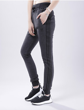 ADIDAS WOMEN'S SLIM TRACKPANT BR9271 SIZE LARGE