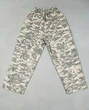 8 - 9 Years Kids Digital Urban ACU Combat Trousers Army Military Soldier