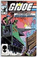 G.I. Joe A Real American Hero! #50 Marvel Comics