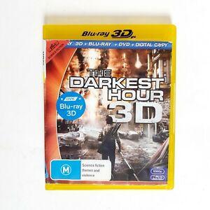 The Darkest Hour Movie 3D Bluray Movie Free Postage Blu-ray - Scifi Action