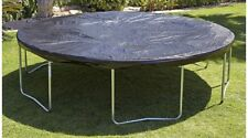 8ft All Weather Black Trampoline Cover