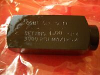 """C40-15EM400-K CAT-40 End Mill Tool Holder 1-1//2/"""" x 4/"""" Projection 15,000 Rpm"""