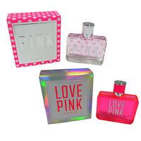 Victoria's Secret Love Pink Fragrance Perfume 1.7 fl oz Edp Eau De Parfum New