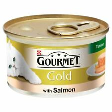 Gourmet Gold Terrine with Salmon (85g) - Pack of 6