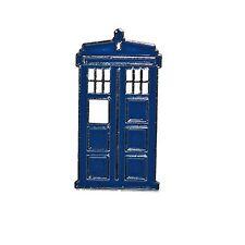 Dr Who Tardis Enamel Pin