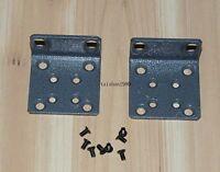 1 pair NETGEAR ProSAFE GS748T Compatible Rack Mount Kit, Rackmount, Rack Ears