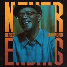 Beres Hammond - Never Ending - CD Album 2018 NEW SEALED - IN STOCK READY TO POST