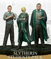Slytherin Students: Harry Potter Miniatures Adventure Game Expansion - New