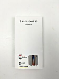 Patchworks Level ARC Case for iPhone XR