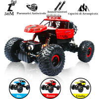 1:18 Auto RC Fuoristrada Macchina Radiocomandata 4WD Elettrica Racing Buggy