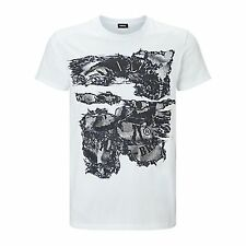 MENS DIESEL T_SHIRT LARGE BRAND NEW STOCK UP TO 50-80% 0FF £19.99 HUGE SALE
