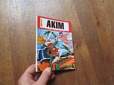 PETIT FORMAT BD AKIM 71 mon journal 2000