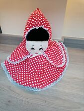 Ingenious Red Riding Hood Grandma Wolf Triple   joined Soft Toy