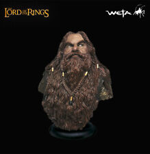 Sideshow Weta Lord Of The Rings Gimli Son Of Gloin Bust Lotr Limited Edition