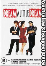 Dream A Little Dream DVD NEW, FREE POSTAGE WITHIN AUSTRALIA REGION ALL