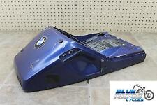 86-88 BMW K75C OEM TAIL FAIRING SEAT TRIM COWL REAR BLUE