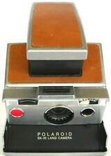 **1970`s POLAROID INSTANT SX-70 FOLDING BELLOWS FILM CAMERA**