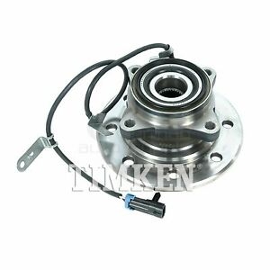 Timken Wheel Bearing and Hub Assembly Front Right SP580300 for Chevrolet GMC