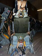 SCHLEUDERSITZ EJECTION SEAT MARTIN BAKER  TORNADO MK 10A Mwst.. ausw
