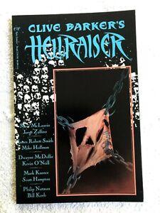 Clive Barker's Hellraiser #2 (1990 Marvel- Epic) NM- 9.2