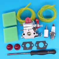 Carburetor Kit For Poulan PP025 PP125 PP325 P4500 PP25E P4500F PP258TP Trimmer