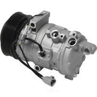 A/C Compressor-SR5, Eng Code: 2UZ-FE UAC fits 08-09 Toyota Sequoia 4.7L-V8