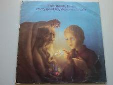 The Moody Blues - Every Good Boy Deserves Favour Vinyl LP UK 1st Textured