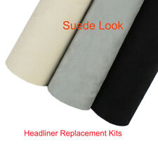 Suede Headliner Replacement Foam Backing Reupholstery Restoration Hole or Dirty