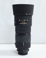Uesd Nikon 80-200mm f/2.8 D ED AF Zoom Nikkor lens Non Built-in Motor type