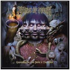 CRADLE OF FILTH - GODSPEED ON THE DEVIL'S THUNDER NOUVEAU CD