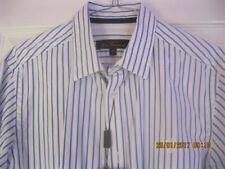 Ben Sherman Cotton Button Cuff Long Formal Shirts for Men