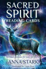 Sacred Spirit Reading Cards By Anna Stark Hardcover