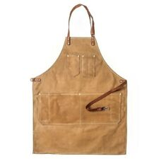 Professional Leather Hairdressing Barber Apron Cape Barber Hairstylist