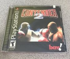 Playstation 1 CONTENDER 2 GAME (Sony PlayStation 1, 2000) NEW