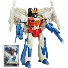Hasbro Transformers Generations Leader Class Starscream Figure