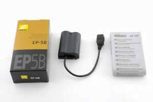[NEW] Nikon EP-5B Power Connector From Japan