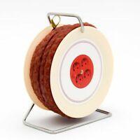 Wurst Snack auf Mini Kabeltrommel 3,5 Meter Wurst nach Krakauer Art 240 g