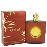 Opium 90 ml YSL Eau de Toilette Pour Femme Spray Woman EDT VAPO