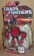 Transformers War For Cybertron CLIFFJUMPER Mosc Wfc Generations Cybertronian