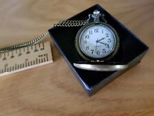 And Chain Modern Pocket Watch