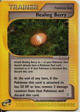 Pokemon Aquapolis Uncommon Card #125/147. Healing Berry