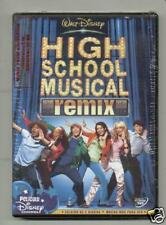 2 DVD SET HIGH SCHOOL MUSICAL REMIX SEALED IN SPANISH