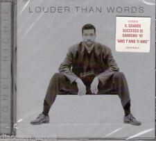Lionel Richie: Louder Than Words (Italian Version) - CD