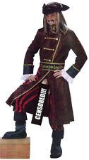 Lujo Capitán John Longfellow Grosero Pirata Disfraz Despedida De Soltero