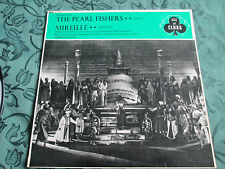 Pearl Fishers Mireille Ace Of Clubs ACL 276  UK MONO Vinyl LP Album