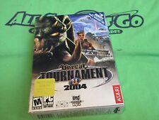 UNREAL TOURNAMENT 2004 (2004) - PC CDRom Game - BOX