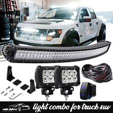 22 inch 120W OFF ROAD LED Light Bar Baja Raptor FOR Bumper truck combo 20