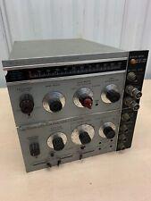 HP 8553B Spectrum Analyzer - RF Section