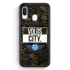 Volos City Camouflage Griechenland Samsung Galaxy A20e Silikon Hülle Motiv De...